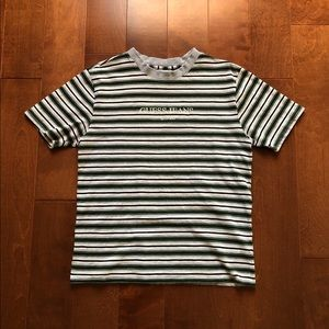 Vintage Guess Striped Shirt